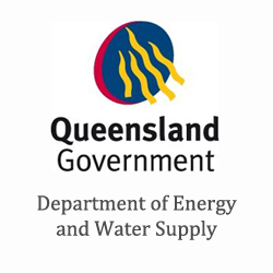 Queensland Government Department of Energy and Water supply
